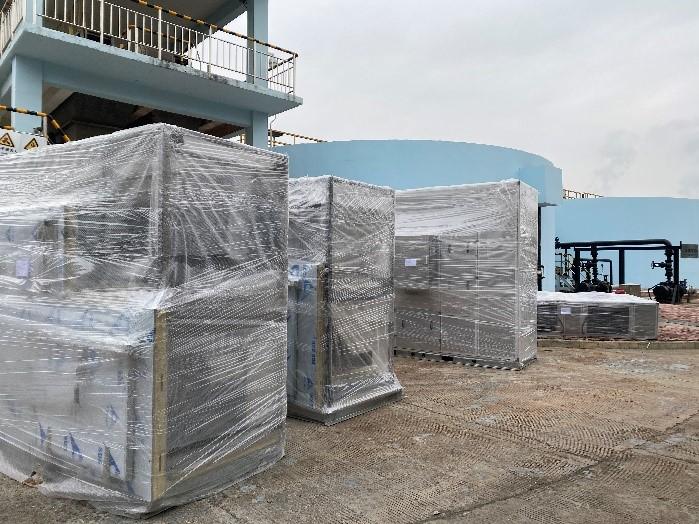 南京某水务有限公司热博平台娱乐注册干化设备购买案例