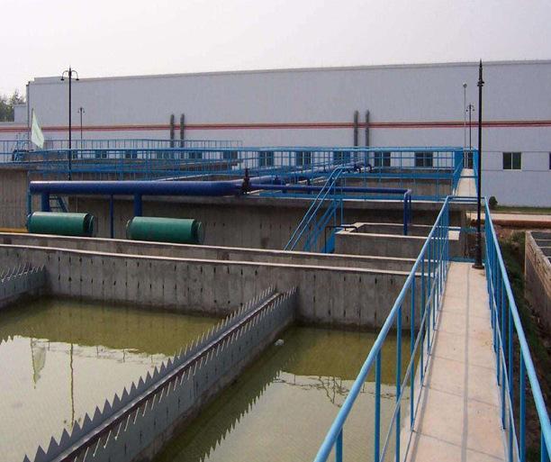 纺织工业污水,怎么处理